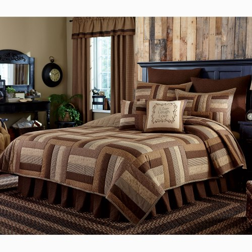 PKD-384-91-Shades-Of-Brown-Queen-Quilt-LRG