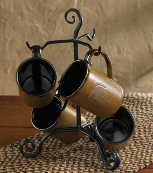 23-273R-Black-Village-Scroll-Mug-Rack_LRG