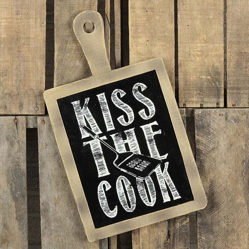 HAM-E14888-Kiss-the-Cook-Chalkboard-LRG
