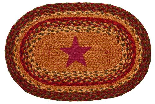 IHB-253-SWT-Cinnamon-Star-Braided-Rug-Swatch-LRG