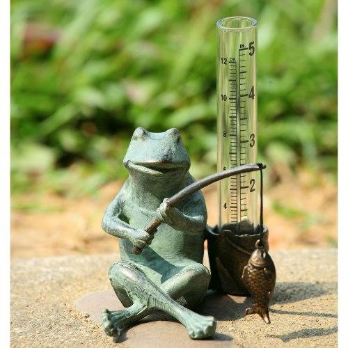 SPI-33456-Frog-Fisherman-Rain-Gauge-LRG