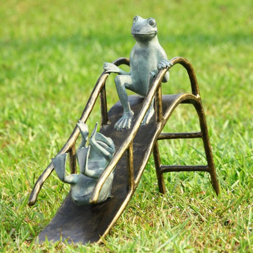SPI-33789-Sliding-Frogs-Garden-Sculpture-LRG