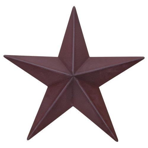 HRS-46503B-12-Inch-Burgundy-Star-LRG