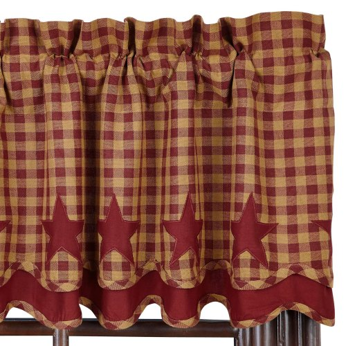 VHC-20241-Burgundy-Star-Scalloped-Lined-Layered-Valance-LRG