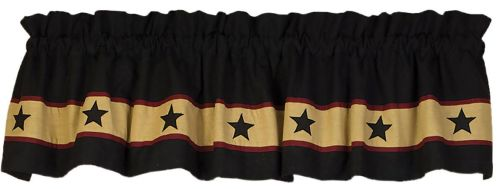 CHC-87739-Black-Barn-Star-Valance-LRG