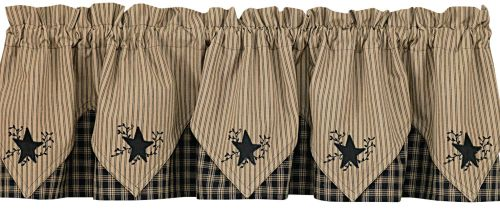 PKD-315-472XR-Sturbridge-Black-Embroidered-Star-Point-Valance-LRG