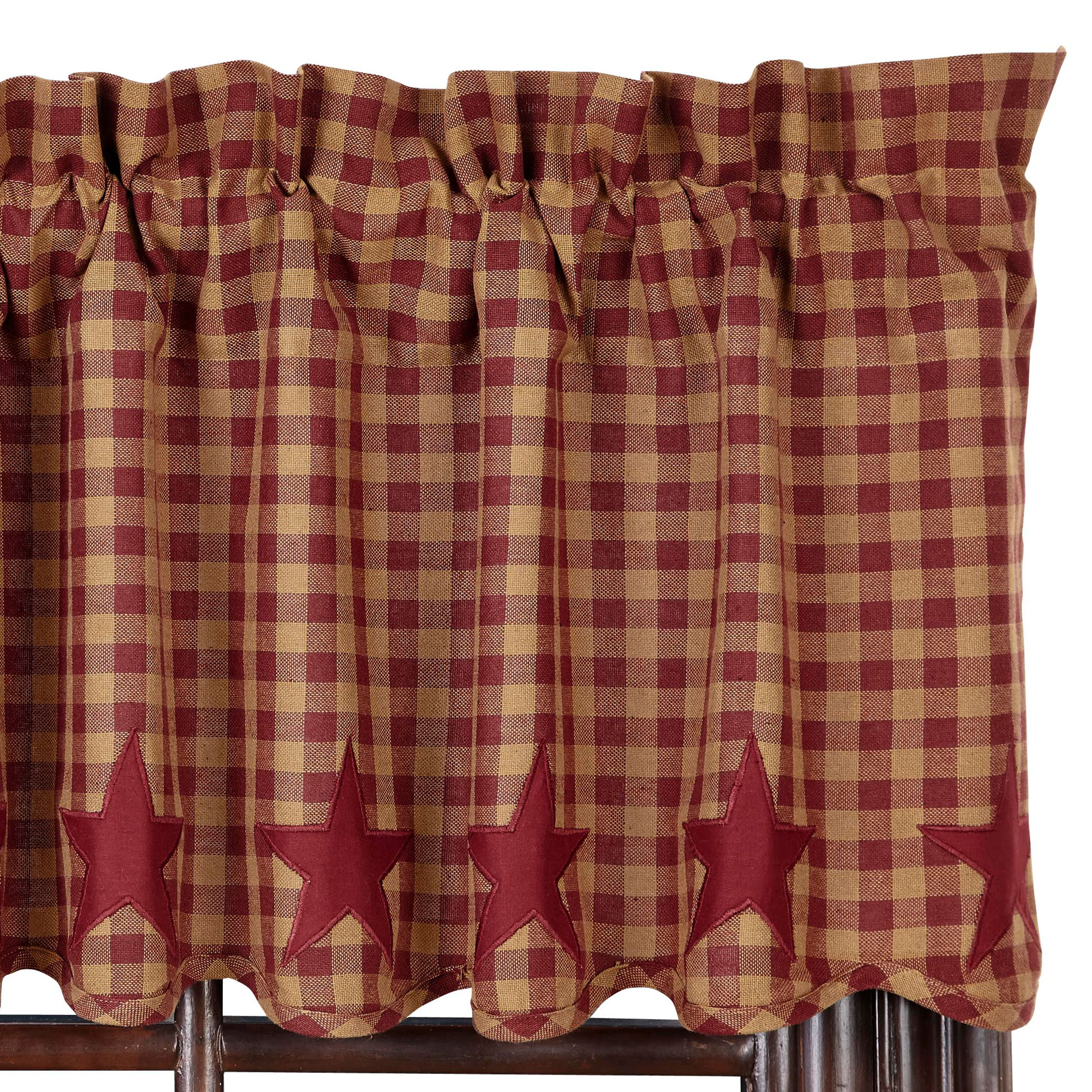 VHC-20169-Burgundy-Star-Scalloped-Valance-LRG