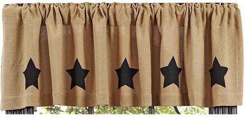 VHC-BSS-02720-Burlap-Black-Stencil-Star-Valance-LRG