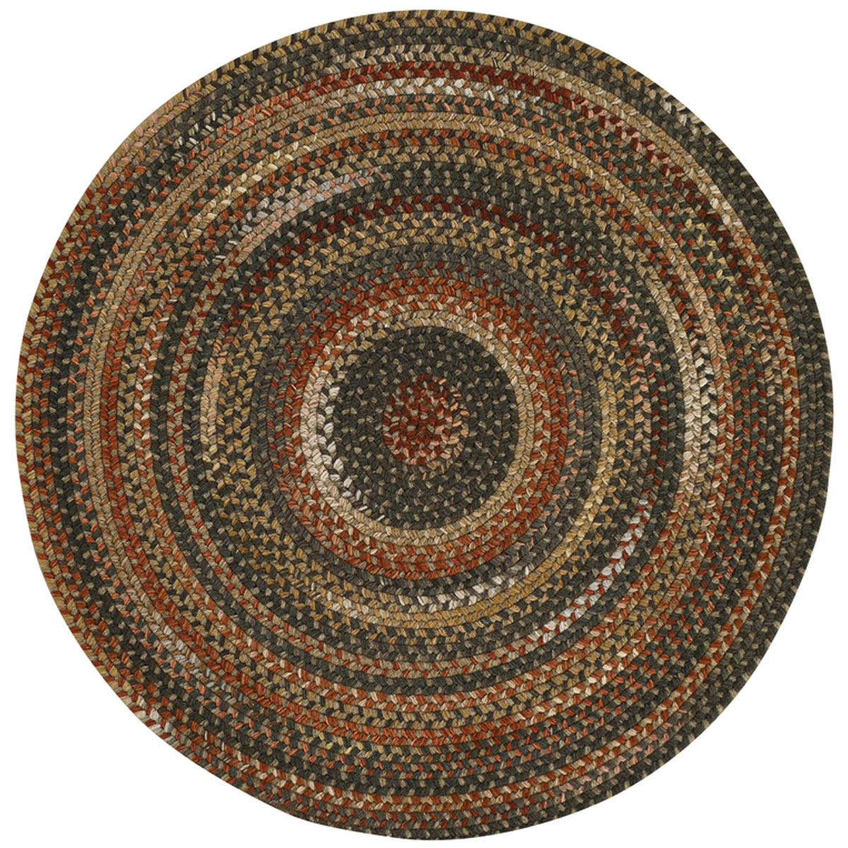 Braided Wool Rugs By Capel