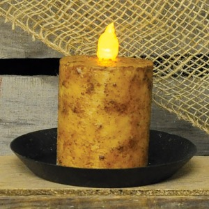 hrs-46258-large-pie-pan-candle-tray-lrg