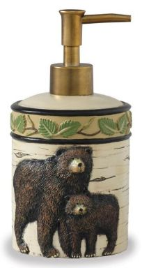 black-bear-soap-dispenser
