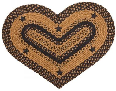 black-star-heart-shaped-braided-rugs