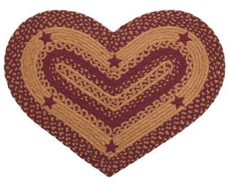 wine-star-heart-shaped-braided-rugs