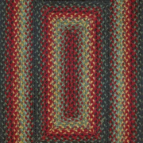 Washable Primitive Rugs: Country Decor Including Primitive